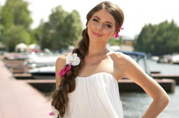 Ольга Рапунцель: фото
