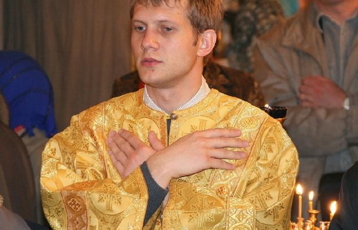 Борис Корчевников в глубокой вере