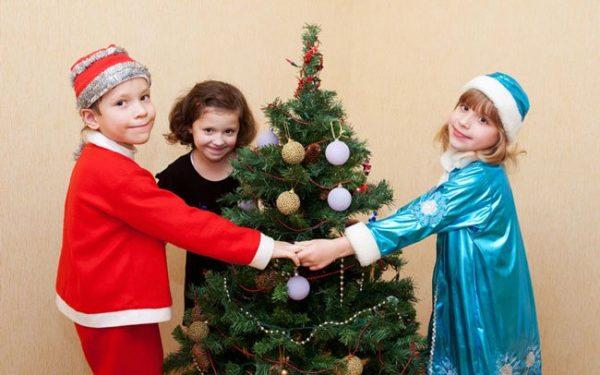 Конкурсы на Новый год 2018 для детей и взрослых: новогодние игры и развлечения