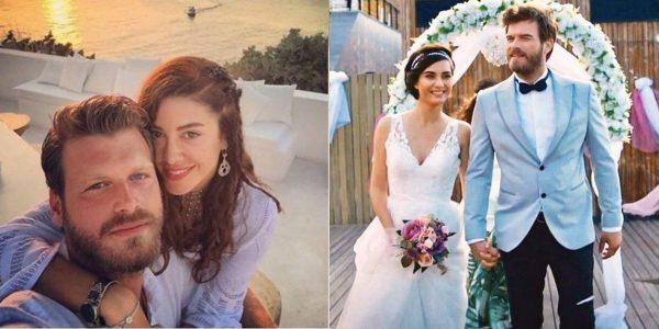 Кыванч Татлытуг: фото из свадьбы