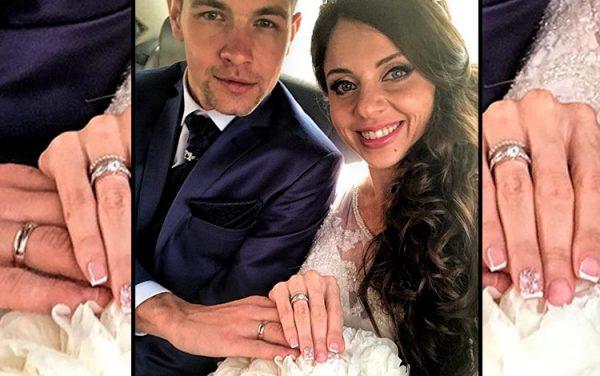 Свадебные фото Дмитренко и Рапунцель