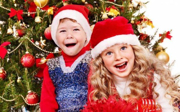 игры и конкурсы для детей и взрослых веселые на новый год