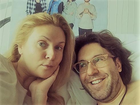 Наталья и Андрей Малахов на отдыхе