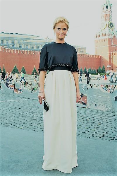 Наталья Шкулева в Москве