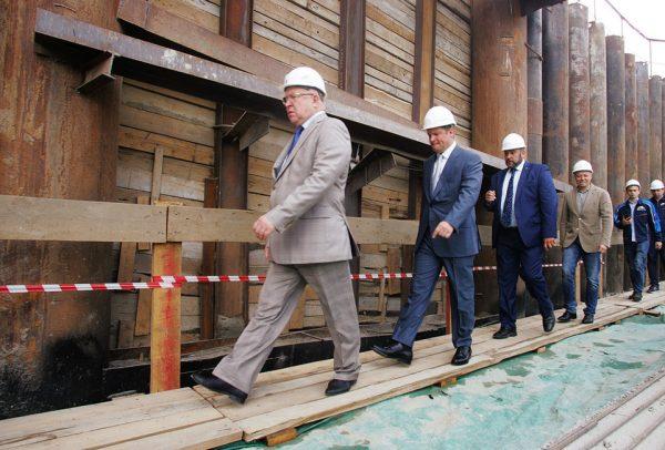 Валерий Шансев вел активную политическую деятельность