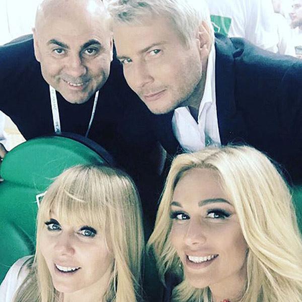 Певицу Валерию пригласили быть свидетельницей на свадьбе Баскова и Лопыревой