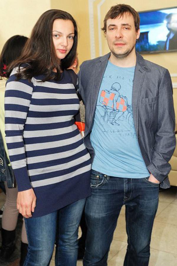 Евгений Цыганов с Ириной Леоновой