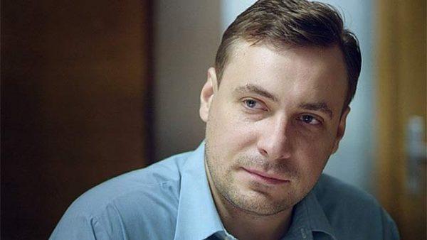 Известный актер Евгений Цыганов