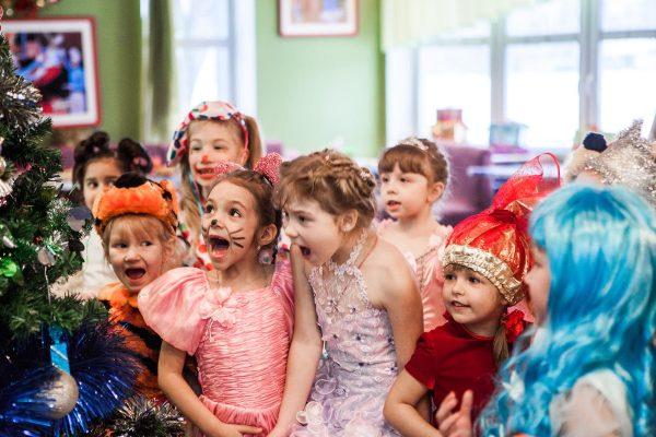 новогодний огонек 2018 для школьников сценарий