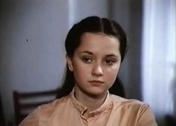 Ольга Кабо в молодости