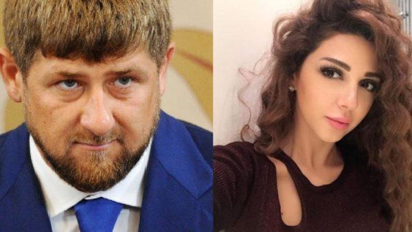 Рамзан Кадыров с предполагаемой любовницей