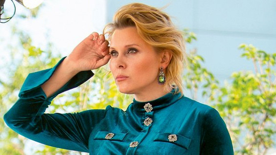 героиня Яны Трояновой в сериале