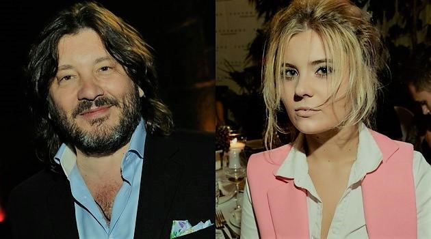 Анна Шульгина и ее отец