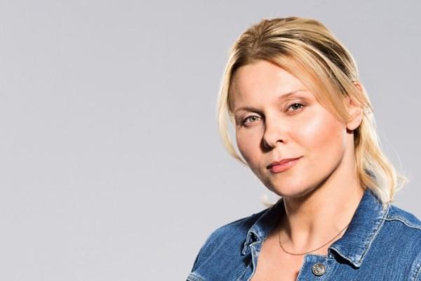 Яна Троянова еще и очень красивая женщина