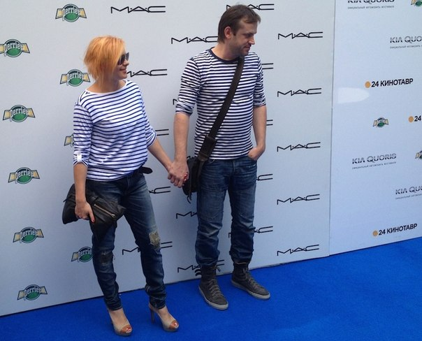 Яна Троянова и Василий Сигарев