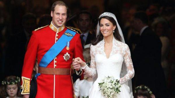 Свадьба герцога Кембриджского