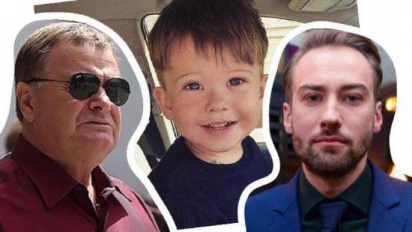 Сын Жанны Фриске стал причиной конфликта между ее отцом и Дмитрием Шепелевым