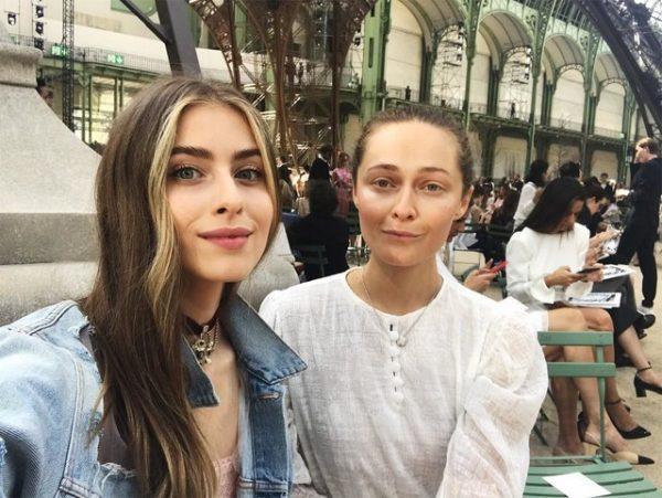 С Дарьей Шаповаловой