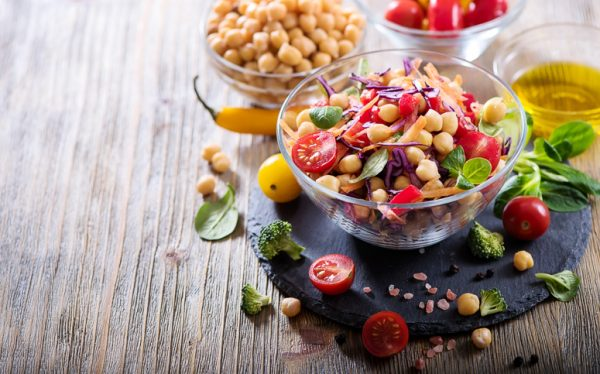 Питание живыми продуктами