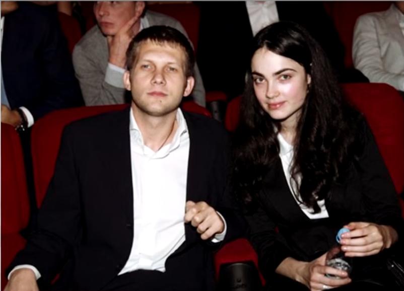 Борис Корчевников и Сессиль Свердлова