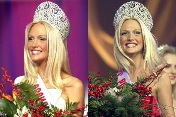 """Виктория стала победительницей конкурса """"Мисс Россия"""" в 2003 году"""