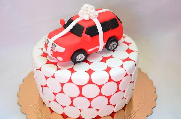 Торт мужчине в подарок