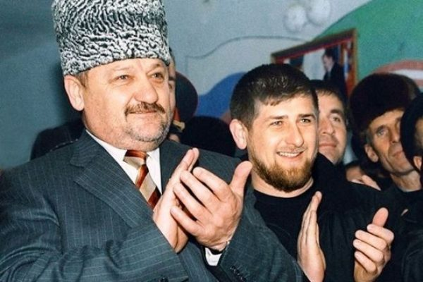 Отцом Ахматом Кадыровым