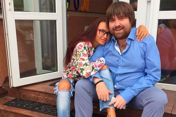 Эвелина была счастлива в браке с Александром Семиным