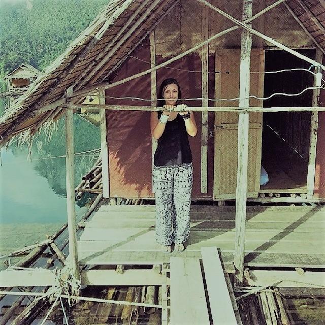 Мария Дапирка в Таиланде