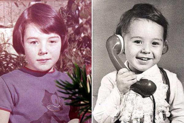 Детские фото Андрея Малахова