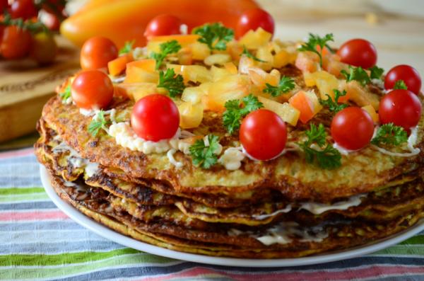 3 блюда из кабачков, которые нужно попробовать