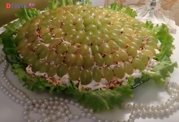 """Изумительный салат на Новый год """"Тиффани"""""""