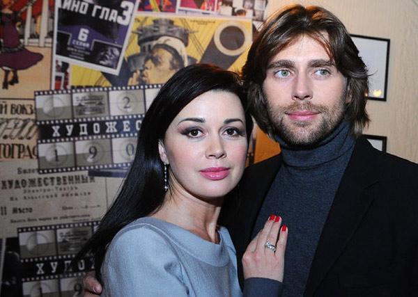 Анастасия Заворотнюк и Петр Чернышов