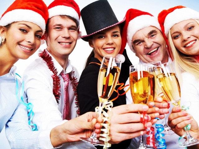 праздничные развлечения за столом