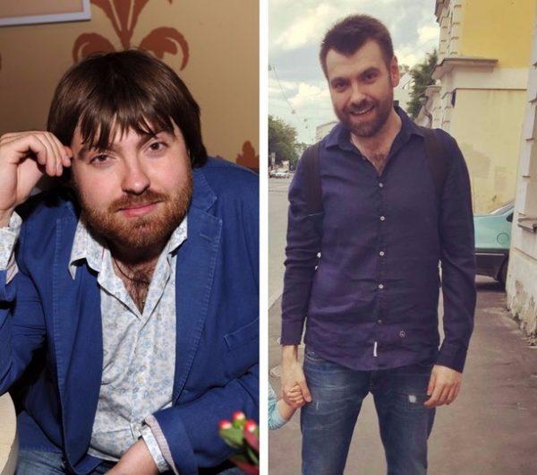 Александр Семин сильно похудел