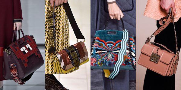 Необычные модели сумок