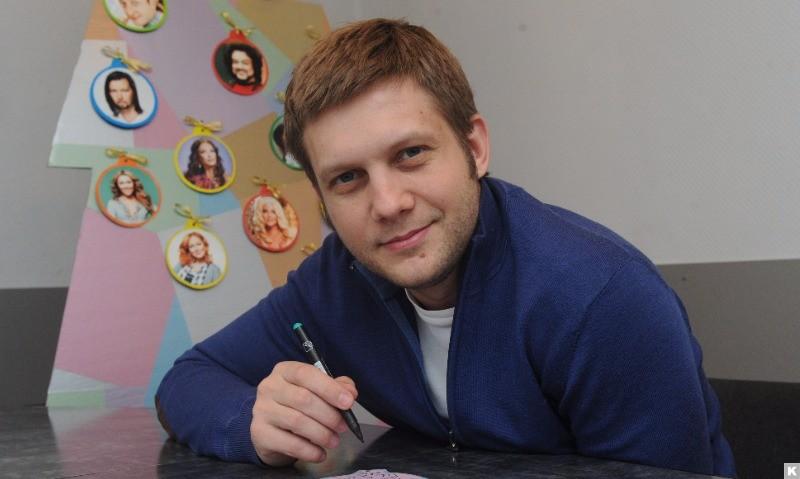 Борис Корчевников, увлеченный человек