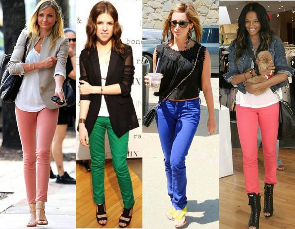 Модные и яркие модели