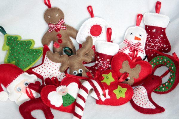 Выкройки: Новогодние Игрушки Из Фетра Своими Руками for 75 Круто Новогодняя Игрушка Своими Руками На Елку
