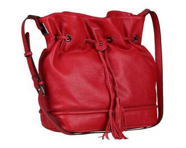Модная сумка-мешок