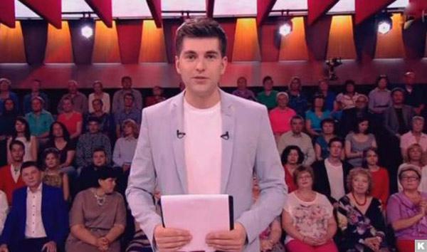 """Теперь программу """"Пусть говорят ведет Дмитрий Борисов"""