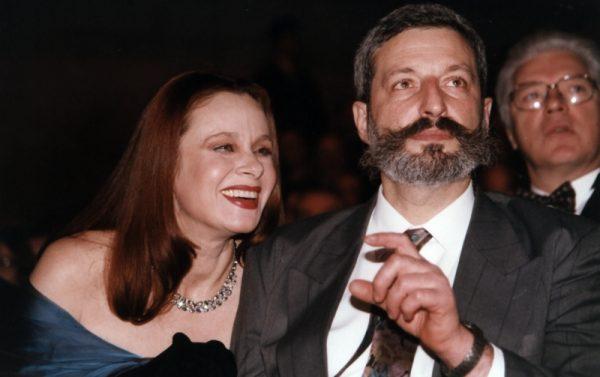 Второй муж актрисы - Сергей Цыгаль