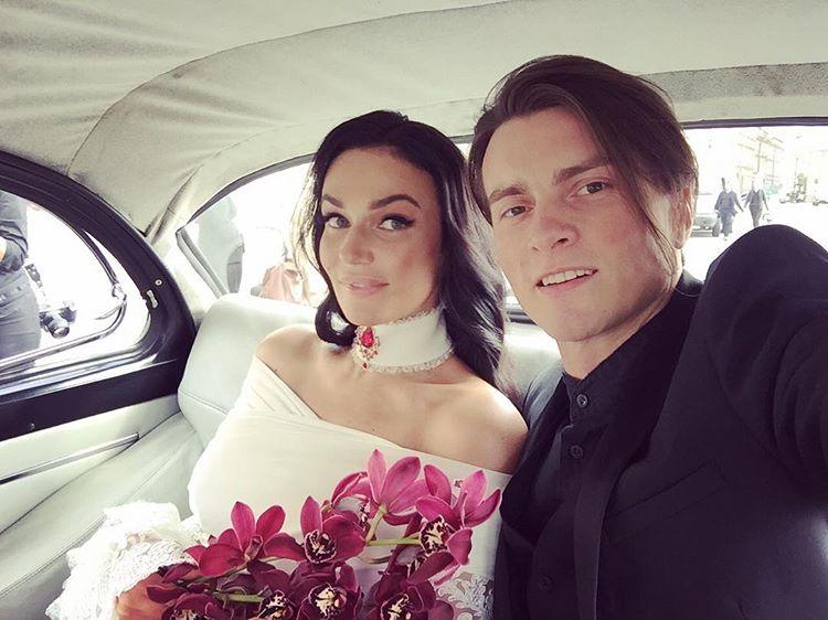 Алёна Водонаева вышла замуж