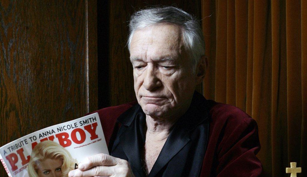 Умер глава журнала Playboy