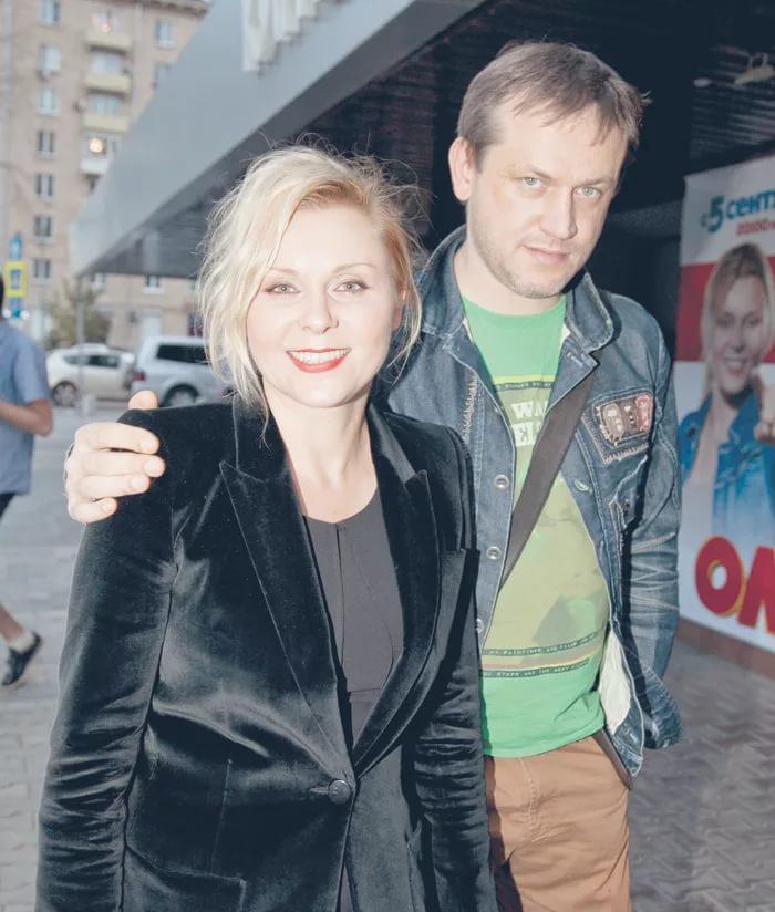 Яна Троянова и ее верный спутник по жизни