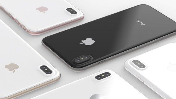 Дизайн iPhone X