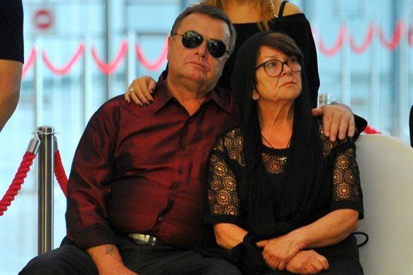 Родители певицы Жанны Фриске