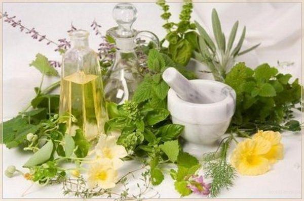 Народная медицина для лечения лишая