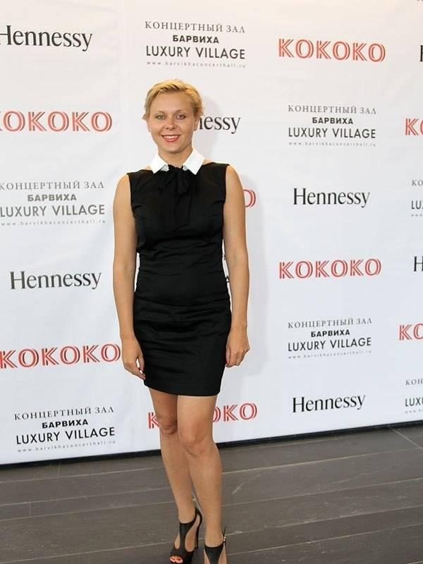 Яна Троянова успешная актриса