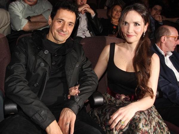 Наталья с мужем Рикардо Мольо
